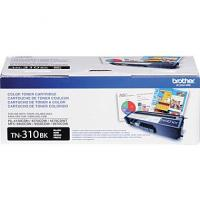Brother TN310BK Black Toner Cartridge 2,500 Pages Brother TN310BK