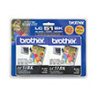 Brother Brother LC512PKS Black Ink Cartridge Twin Pack (2 Pack of OEM# LC51BK) (2 x 500 Yield)