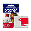 Brother Brother LC51M Magenta Ink Cartridge (400 Yield)