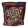 MARS To M&M PLAIN 42OZ Thank You For Your Business a 42 oz. Bag of Plain M&Ms